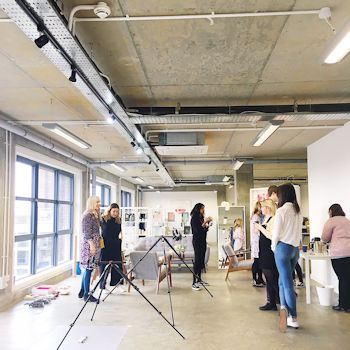 How to Build a Brand, a workshop offered by Weekend In at The Arts Building in Finsbury Park. Do social media workshops work?