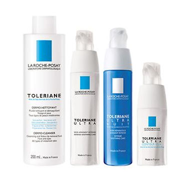 Toleraine by La Roche Posay for sensitive skin