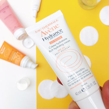 Avene Hydrance Optimale, sensitive skin moisturiser