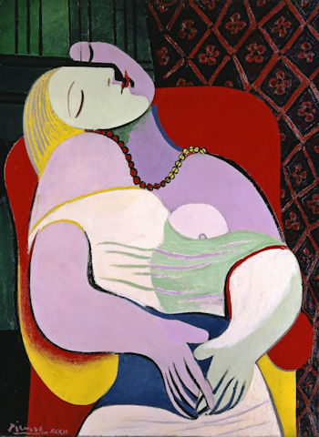 The EY Picasso exhibition at the Tate Modern summer 2018