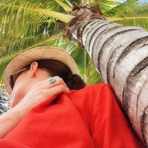 Permission to relax and do nothing on holiday, a blog post by Helen Perry, Not About The Kids