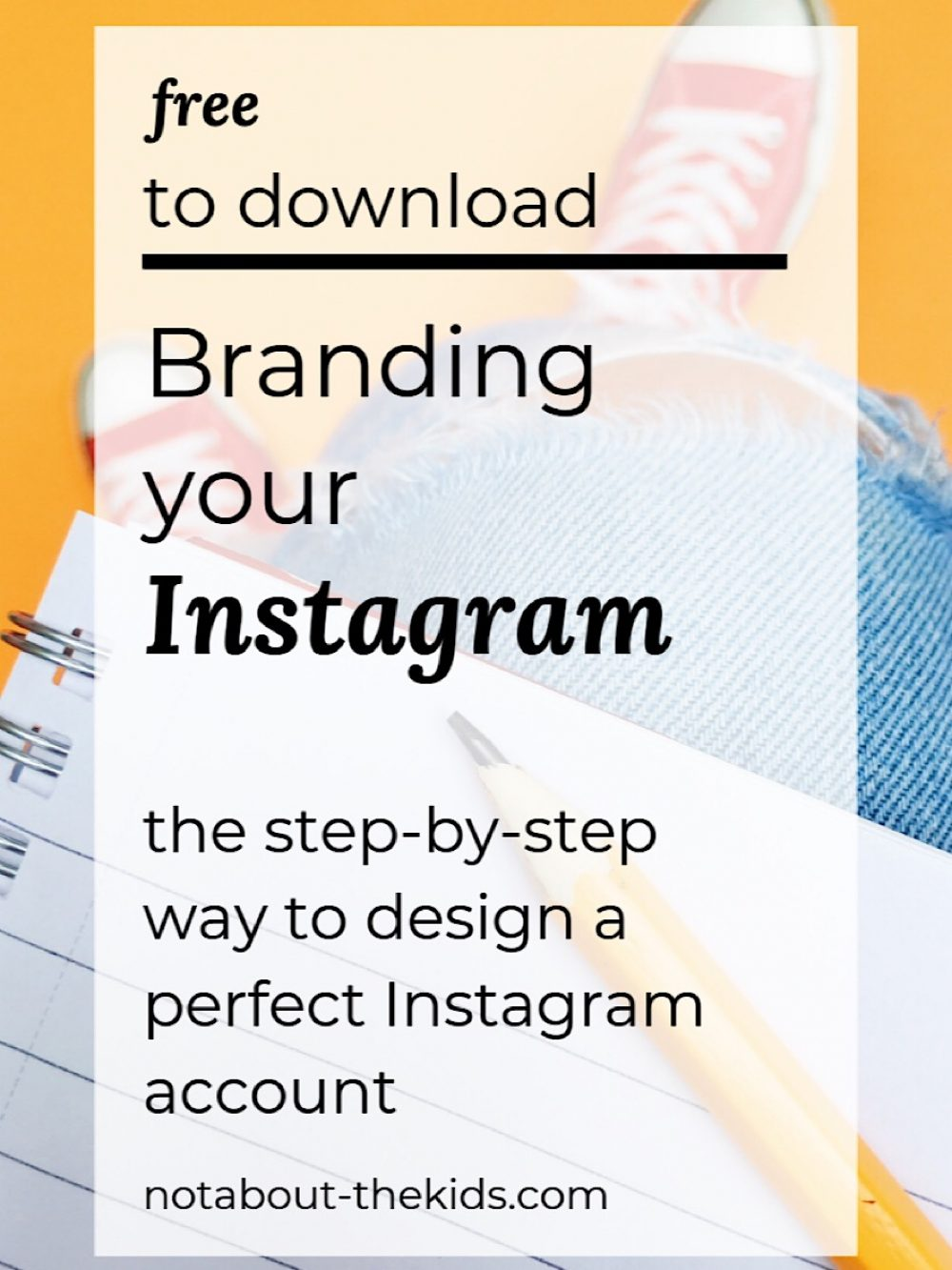 Free downloadable resources to help make your Instagram awesome
