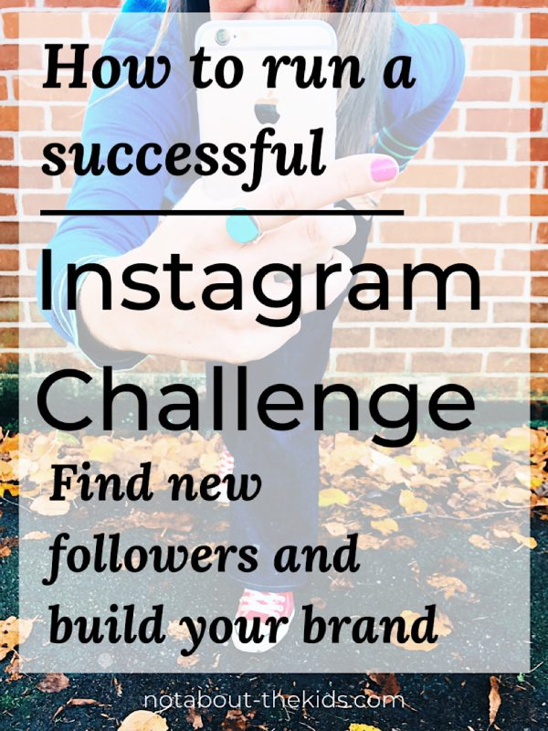 How to run a successful Instagram challenge