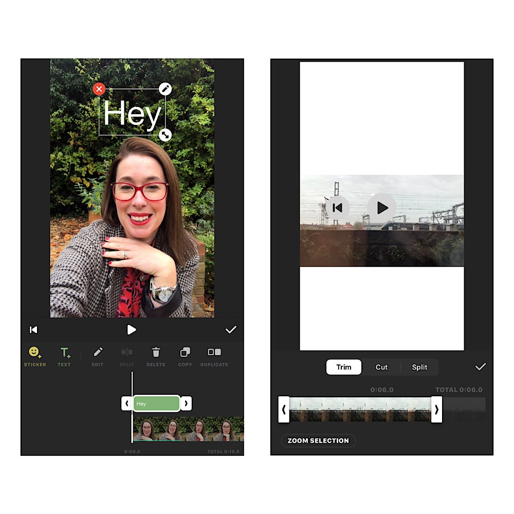 Inshot Apps for Instagram video
